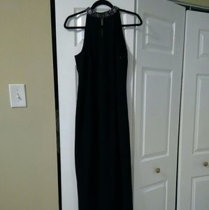 Vintage Jones of New York Evening Gown